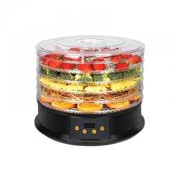 rotating food dehydrator